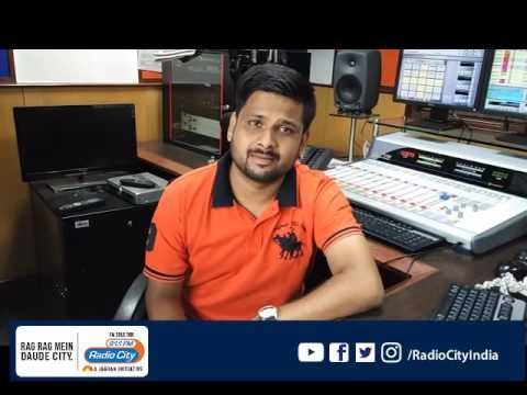 Rj Bandya with his 1st Video of Story Narration-Radio City Pune