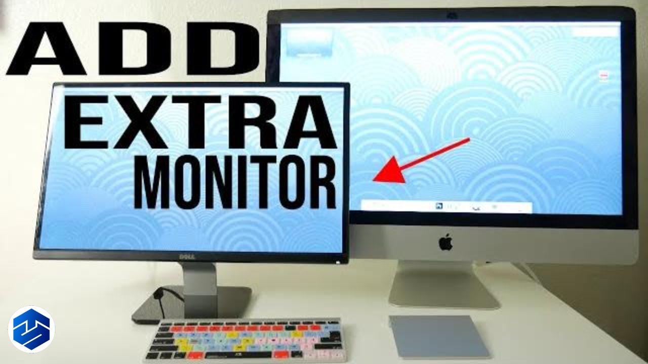how to add second monitor to imac