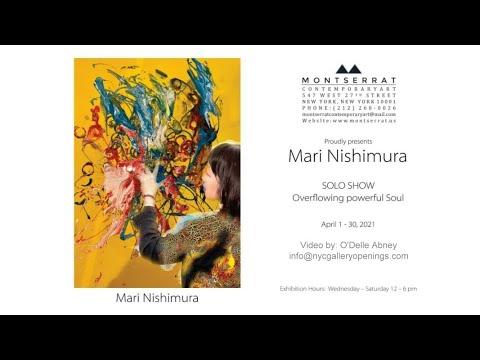 MONTSERRAT CONTEMPORARY ART - Mari Nishimura