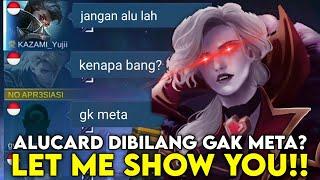 Download Lagi Dan Lagi Alucard Diremehkan!! - Mobile Legends Alucard New Gameplay