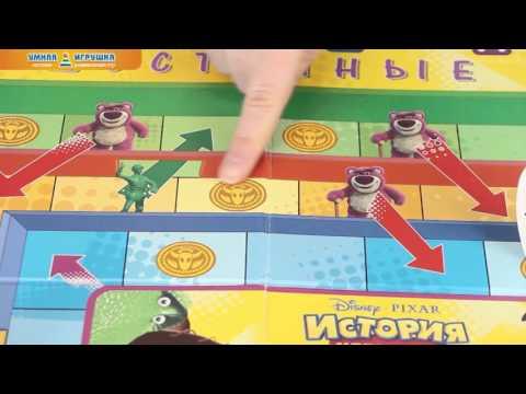Настольная игра «История игрушек: Большой побег» (Звезда)