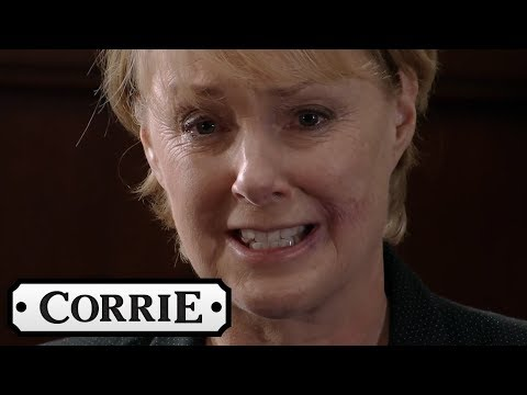 Coronation Street - Sally Makes an Emotional Plea to the Court