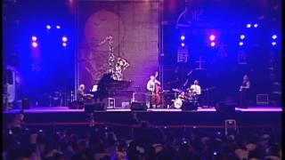 2012台中爵士音樂節閉幕天團Ellis Marsalis Trio & Jason Marsalis