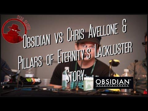 Obsidian vs Chris Avellone & Pillars of Eternity's Lackluster Story