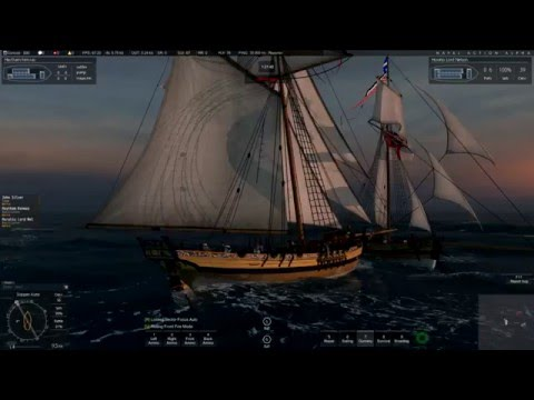 Naval Action - Early Access Battle & Capture