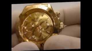 Rolex Daytona Gold как у физрука.