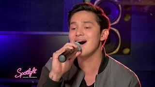 "Ruru Madrid performs ""TADHANA"" 