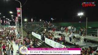 Carnaval de Concordia, Entre Rios 4° noche - Conectados En Carnaval