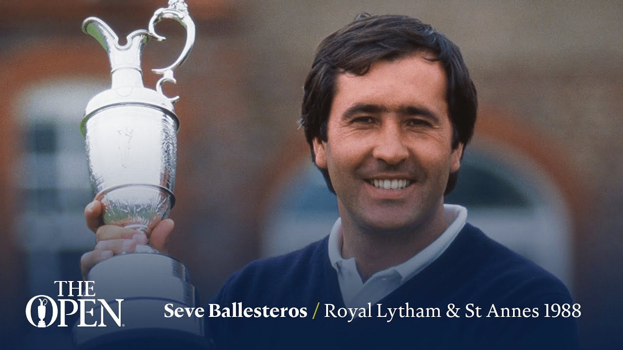 Seve Ballesteros wins at Royal Lytham & St Annes | The Open Official Film 1988