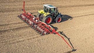 CLAAS Arion & MASSEY FERGUSON Traktoren | KVERNELAND Unicorn Produktvideo
