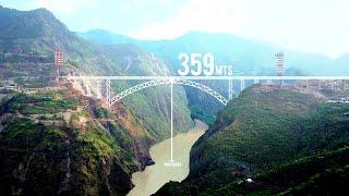 Chenab Bridge Film