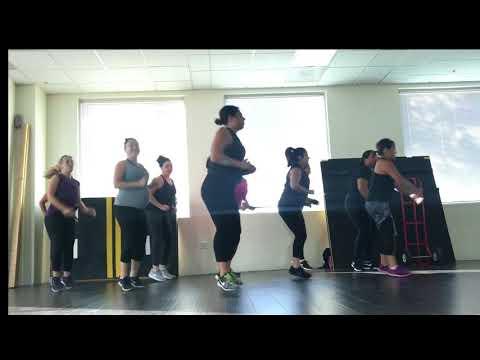 Con To Lo Cacabele by El Alfa    Cardio Dance Party with Berns