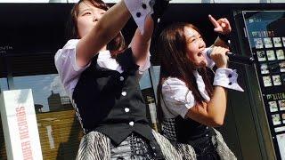 タワーレコード神戸店ミニライブ ミント神戸2Fデッキ特設ステージ Cheli...