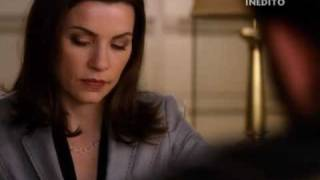Trailer The Good Wife 1ª temp. Ep. 23: Running