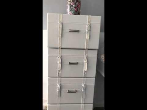 DIY upscale a File Cabinet