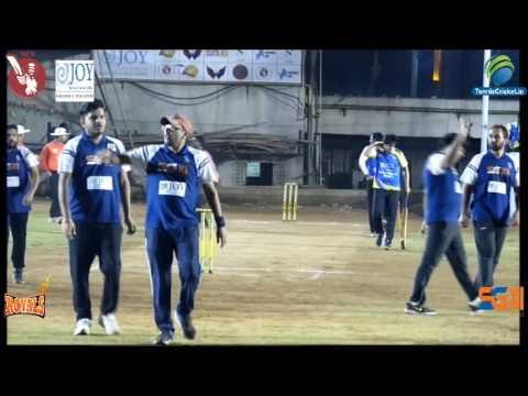 SANTACRUZ GOURAV XI  VS ANDHERI ROYALS | Mumbai Cricket Stars Season - 2
