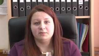 Студентка о системе дистанционного обучения Юридического института