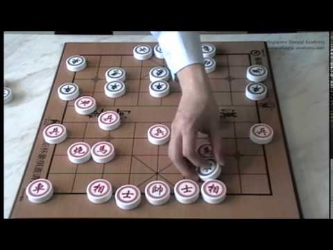 A Concept in Xiangqi Opening