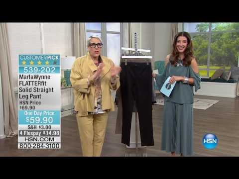 HSN | MarlaWynne Fashions 04.23.2017 - 07 AM