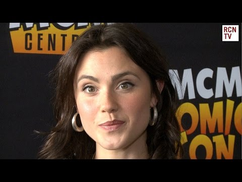 Poppy Drayton Interview Amberle Elessedil