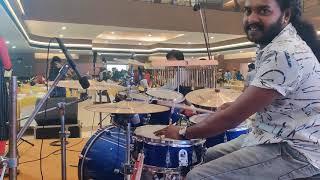 Zildjian I Series Hai Hat. pathiravayi neram Short beat #Vietnamcolany movie