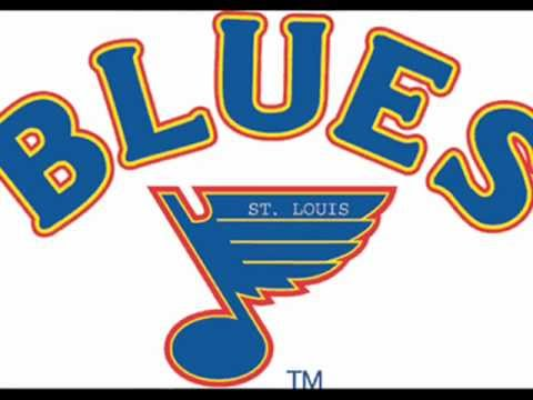 Classic St. Louis Blues Hockey