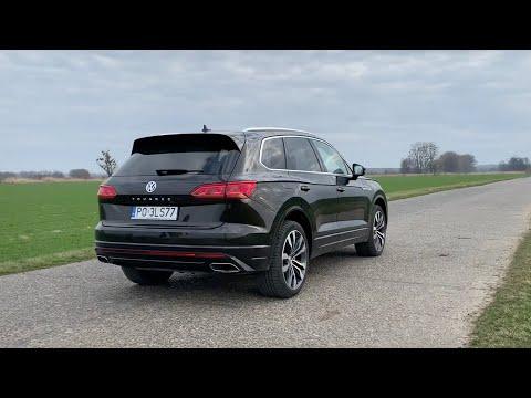 2020 Volkswagen Touareg 4.0 V8 TDI 4Motion: szybki, wygodny, luksusowy / around, interior, details