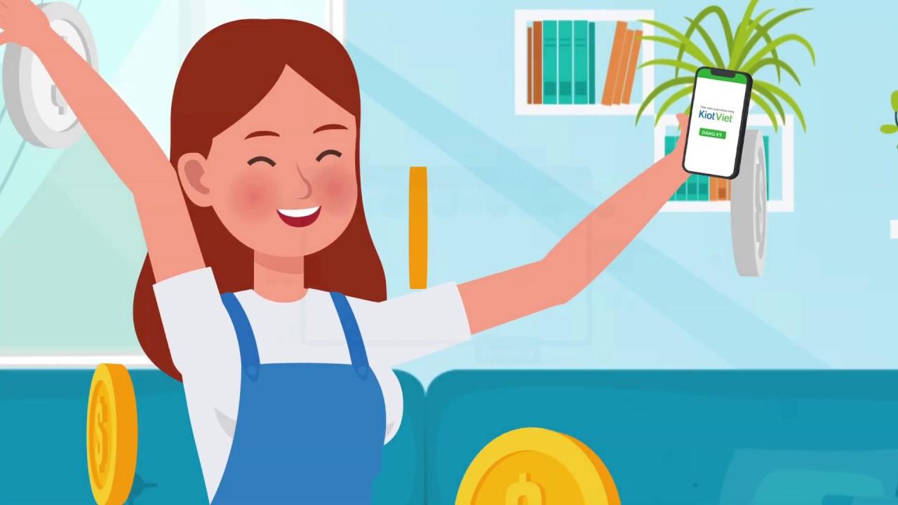BỨT PHÁ KINH DOANH ONLINE với 4 giải pháp đặc biệt của KiotViet