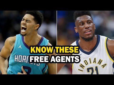 10 Underrated NBA Free Agents That Nobody Is Talking About | 2019 NBA Free Agency