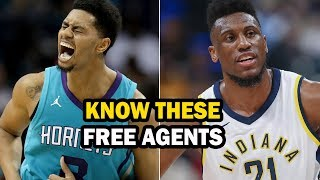 10 Underrated NBA Free Agents That Teams Should Sign | 2019 NBA Free Agency