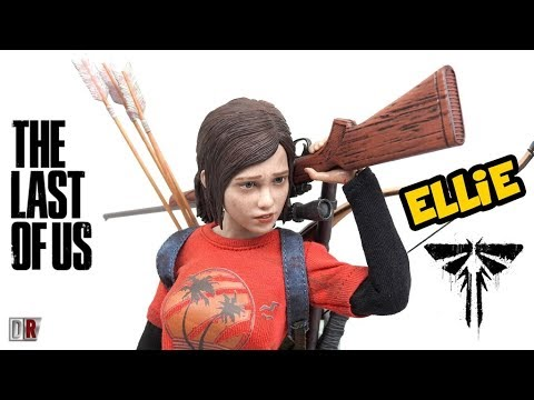 The Last Of Us ELLIE 1/6 CC Toys +18 Review BR / DiegoHDM
