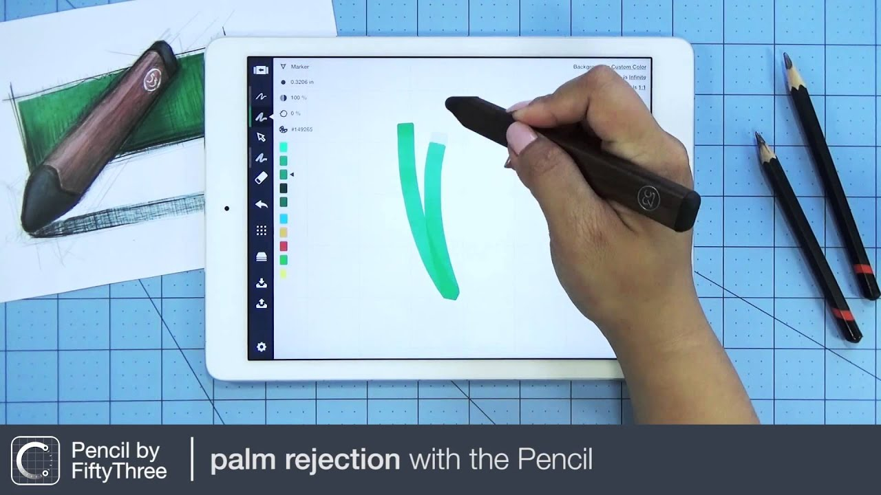 Connect your pencil by fiftythree learn concepts
