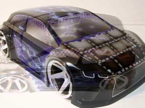 Rc Custom Bodiies Traxxas Rally Or Rally Ken Block 1 16