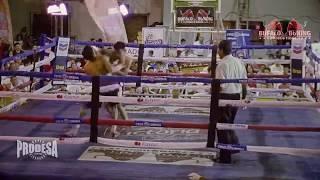 Imer Velazquez vs Miguel Corea - Bufalo Boxing Promotions