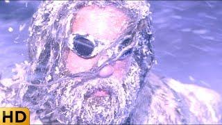 Тумбс охотится за Риддиком на холодной планете. Хроники Риддика.