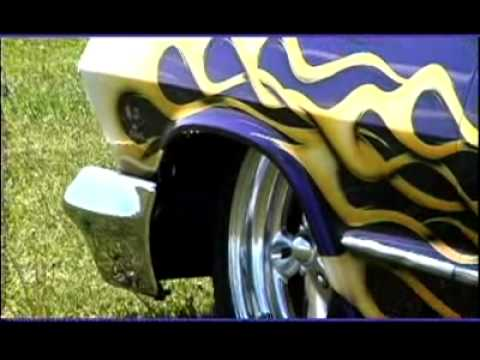 1963 Chevy with Curb Appeal  V8TVVideo