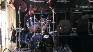 Частные уроки игры на барабанах Владимир Неборак