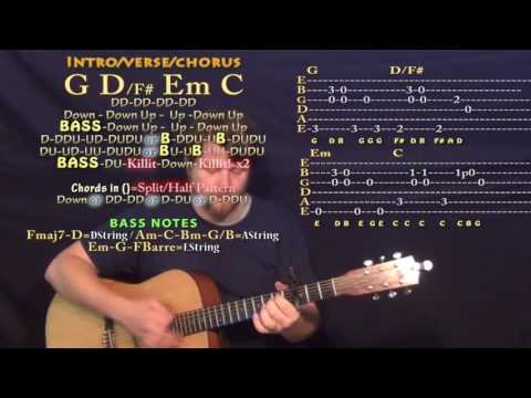 Awesome See You Again Carrie Underwood Guitar Chords Component