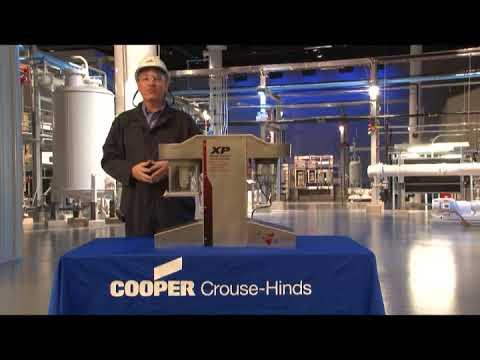 Cooper Crouse Hinds Hazardous Location Training And Explosioproof Demonstration