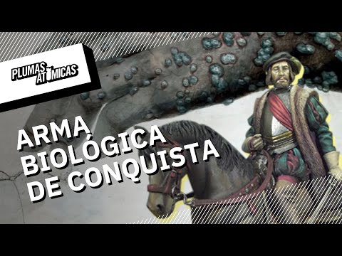 La viruela que trajeron los conquistadores españoles | La enfermedad que debilitó al imperio azteca