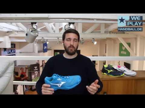 8b4bc48b6571 Review Handballschuhe 2018/19: mizuno STEALTH V - YouTube
