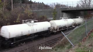 Rare Trains & More On Pan Am Railways District 3 11/7/15!