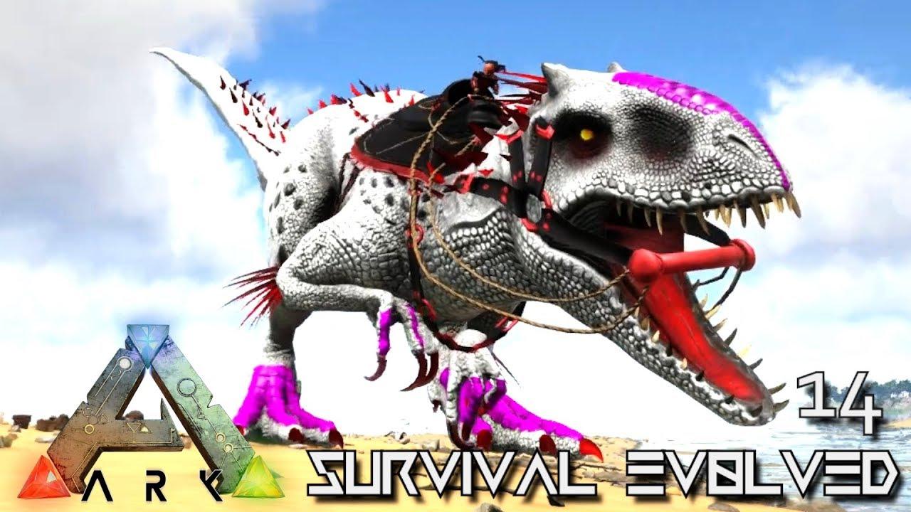 ark survival evolved my