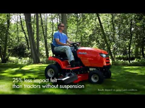 2018 Simplicity® Regent™ Premium Lawn Tractor