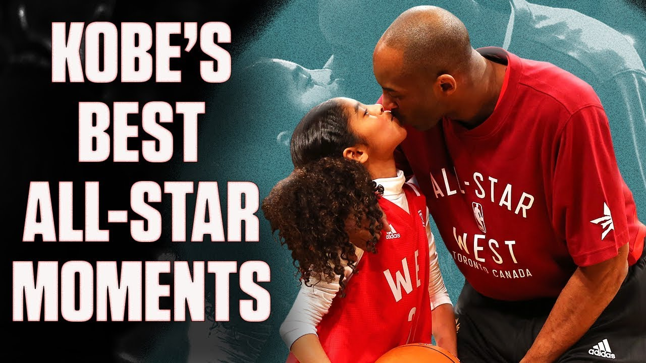Kobe Bryant's best moments from NBA All-Star weekend | Remembering Kobe Bryant