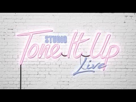 Studio Tone It Up Live!