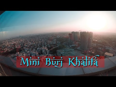 MINI BURJ KHALIFA IN BANGALORE [ HIGH ]