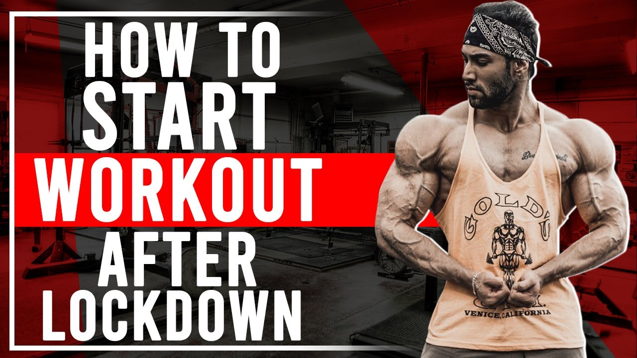BACK TO GYM AFTER LOCK DOWN | Get Your Gains Back | Bhuwan Chauhan