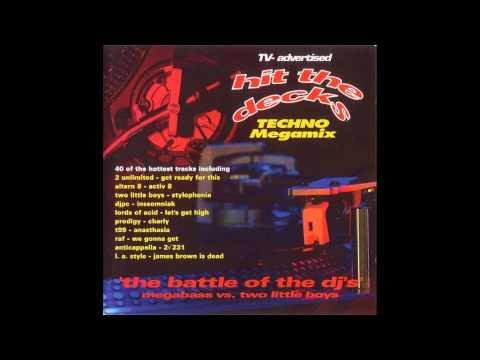 Hit The Decks Volume I Two Little Boys Megamix
