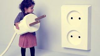 Как подключить двойную розетку САМОСТОЯТЕЛЬНО!!! Как правильно установить электрическую розетку!